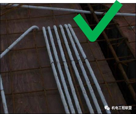 主体施工阶段水电暖管线预留预埋施工怎么做_51