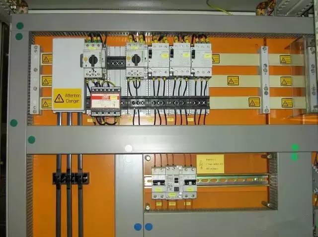 电气柜成套安装实例图解,值得收藏!_4