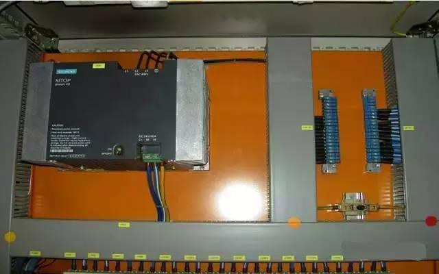 电气柜成套安装实例图解,值得收藏!_7