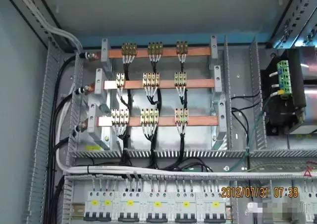 电气柜成套安装实例图解,值得收藏!_6