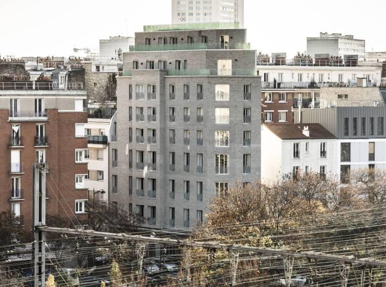 巴黎的公寓楼_3