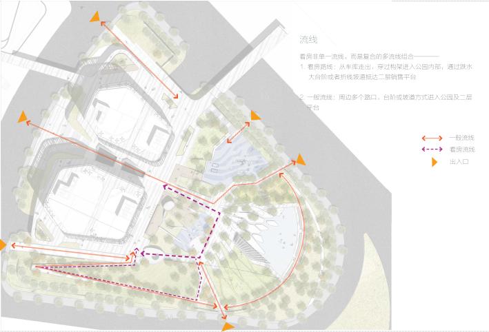[武汉]名企商业文化休闲广场景观设计方案_8