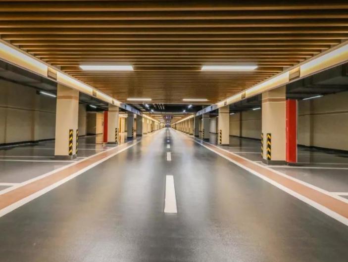 住宅小区地下车库设计要求及标准_1