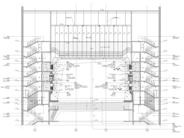 [吉林]37000㎡人民剧院装修设计工程施工图_6