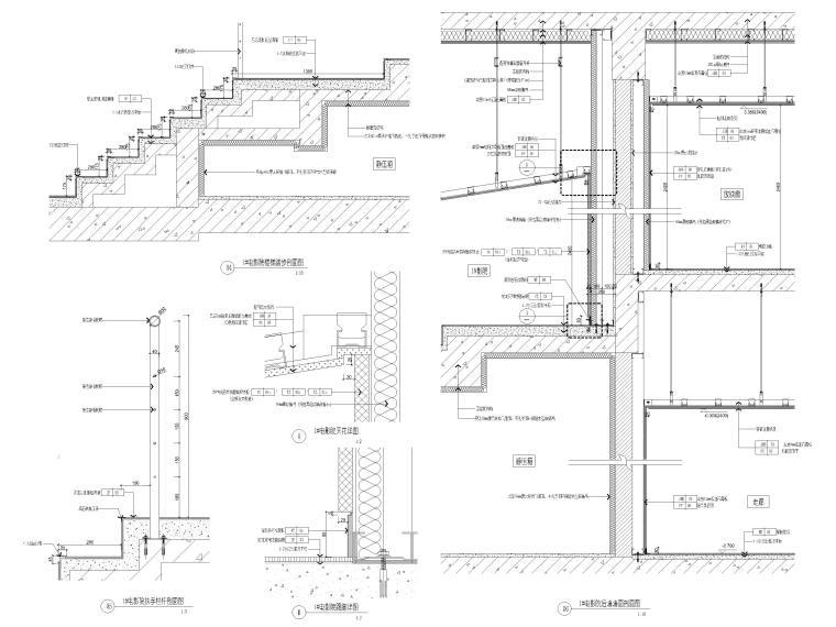 [吉林]37000㎡人民剧院装修设计工程施工图_8