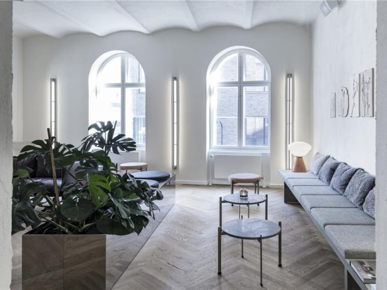 哥本哈根现代豪华的精品酒店_1