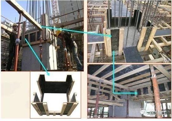 模板、混凝土施工操作要点,工程质量不发愁_17