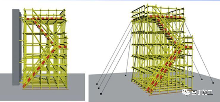 详细的脚手架各部位构造要求解读_28