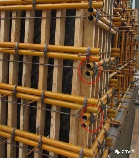 模板、混凝土施工操作要点,工程质量不发愁_24