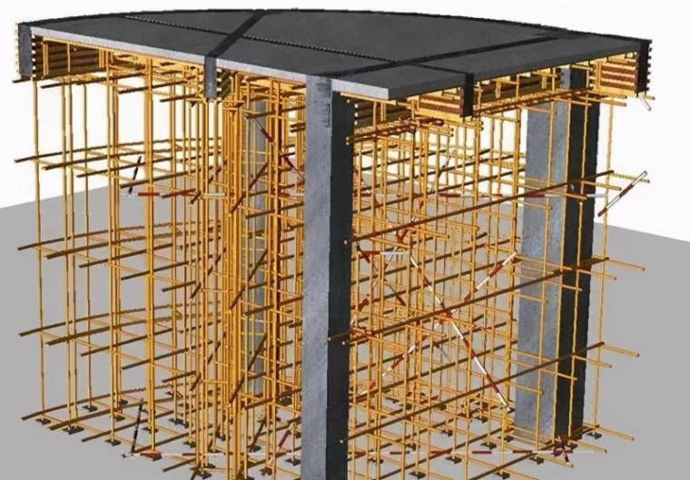 [河北]框架结构24m高支模专项施工方案_1