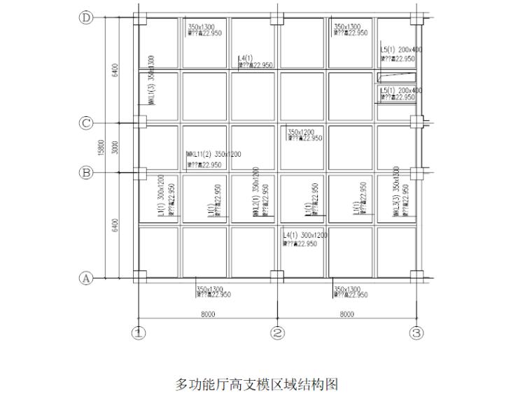 [河北]框架结构24m高支模专项施工方案_2