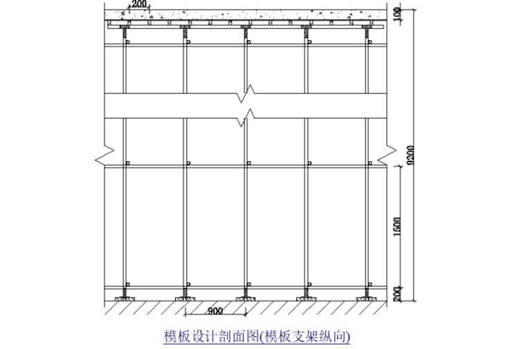 [河北]框架结构24m高支模专项施工方案_7