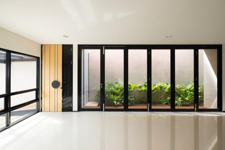 印度尼西亚CempakaPutih住宅_9