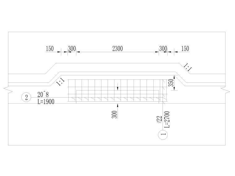 隧道预留洞室设计图2019(CAD)_2