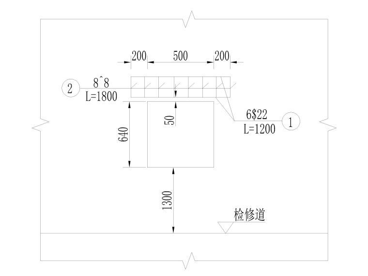 隧道预留洞室设计图2019(CAD)_3