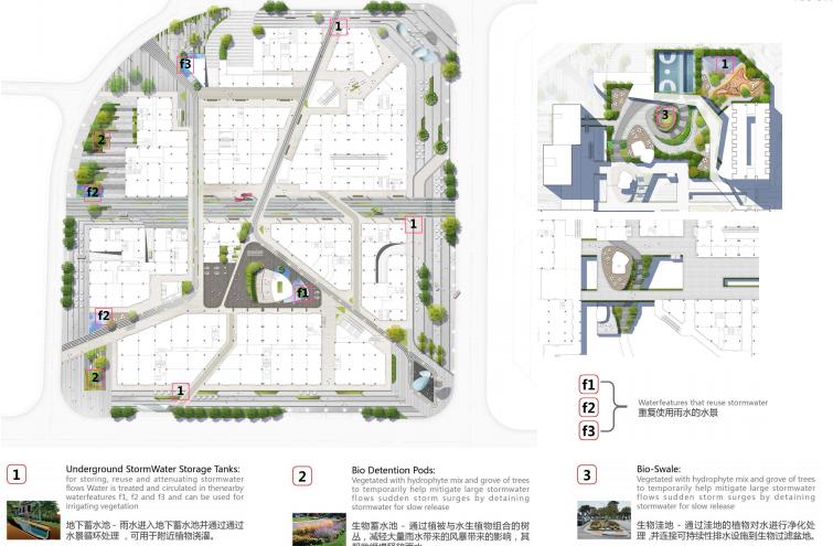 [深圳]社区性商业购物环境景观方案2019_11