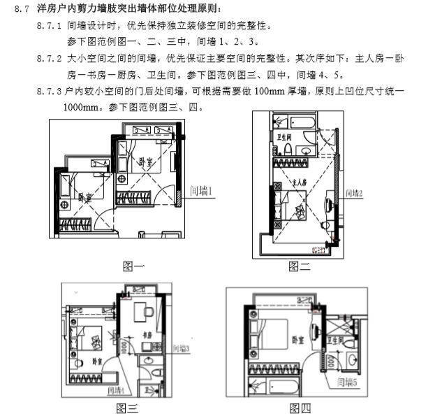 知名地产住宅设计要求及标准(213页)_9