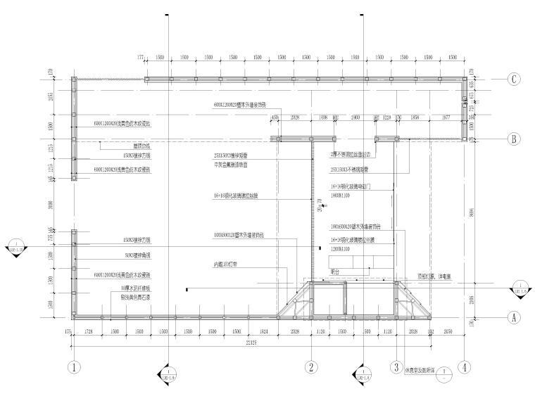 [香港]壹号居住区景观设计CAD施工图+实景图_6