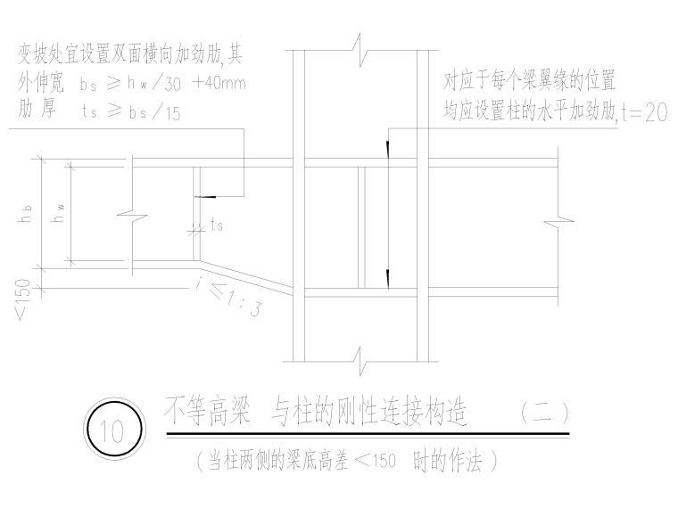 筒仓节点详图(CAD)_1