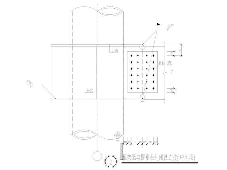 筒仓节点详图(CAD)_3