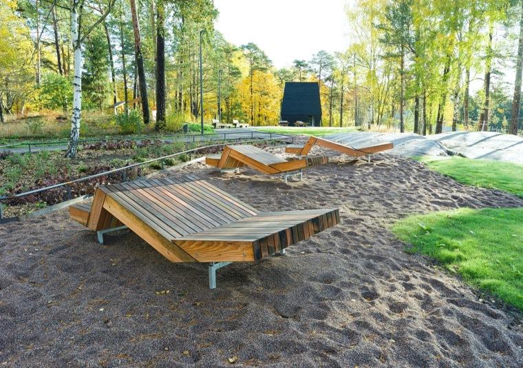 瑞典乌普萨拉的新区公园_3