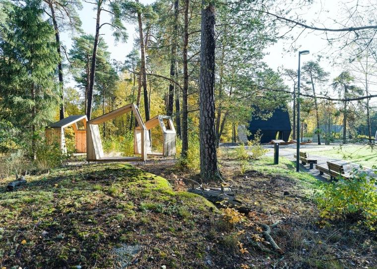 瑞典乌普萨拉的新区公园_5