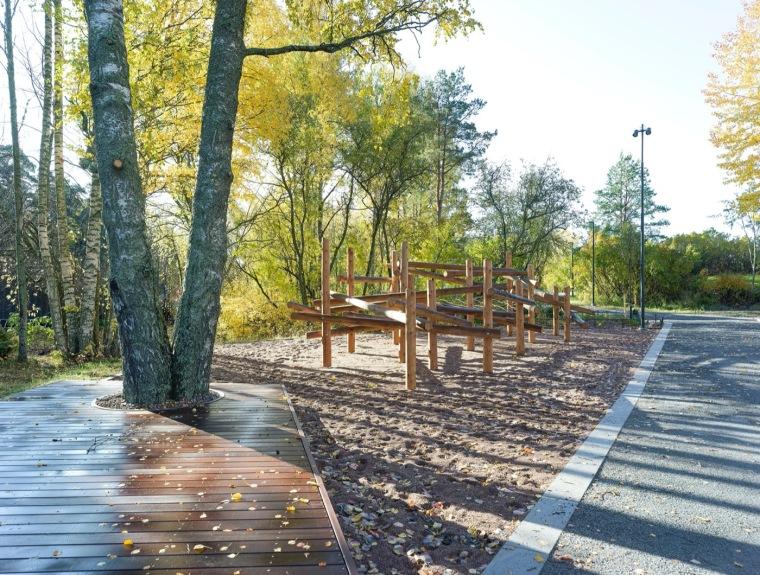 瑞典乌普萨拉的新区公园_13