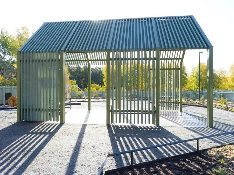 瑞典乌普萨拉的新区公园_11