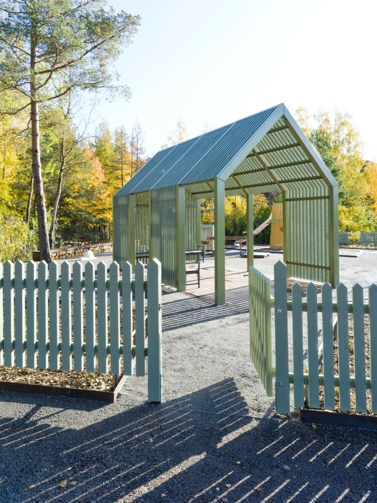瑞典乌普萨拉的新区公园_8
