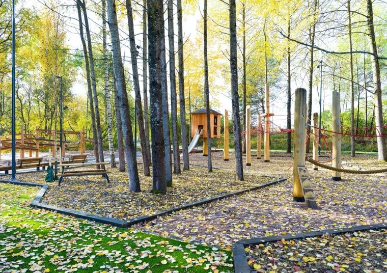 瑞典乌普萨拉的新区公园_12