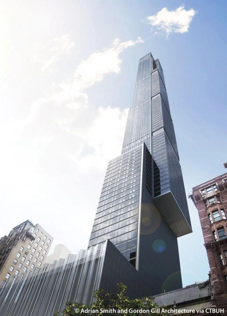 2020全球竣工的高层建筑,中国5座进前十!_6