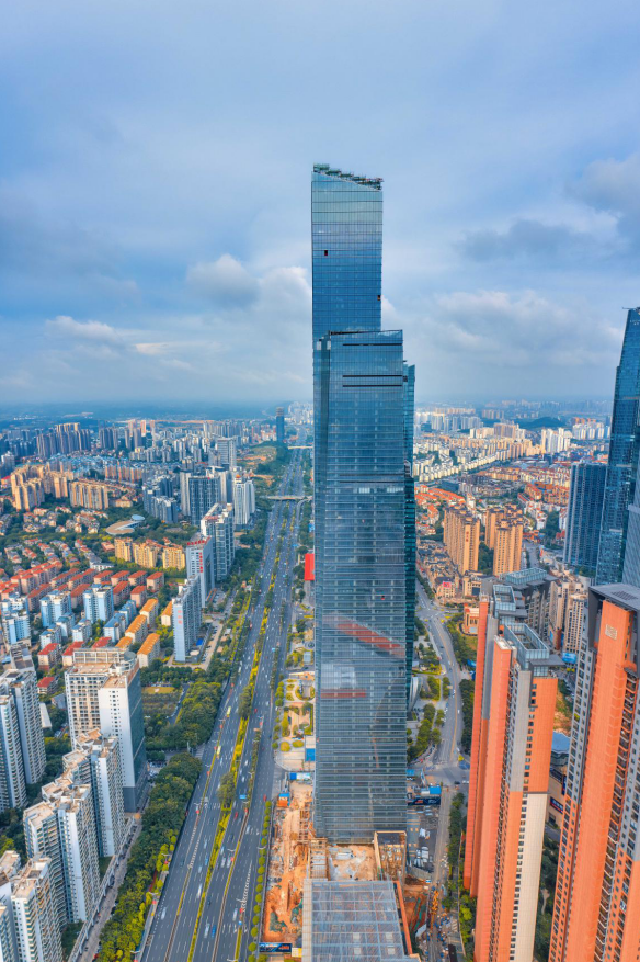 2020全球竣工的高层建筑,中国5座进前十!_16