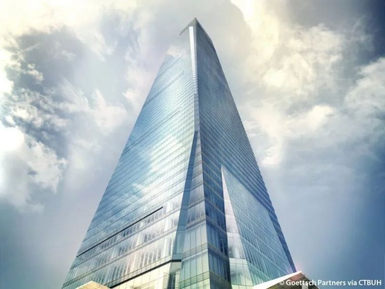 2020全球竣工的高层建筑,中国5座进前十!_18