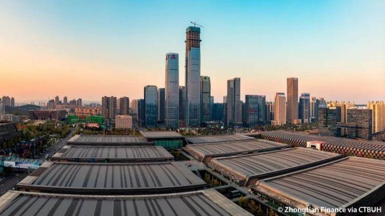 2020全球竣工的高层建筑,中国5座进前十!_21