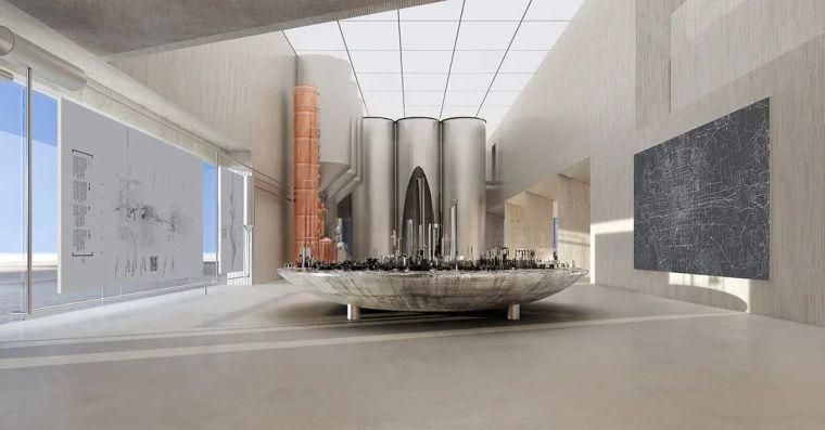 现代啤酒博物馆,武汉艺术新地标!_37