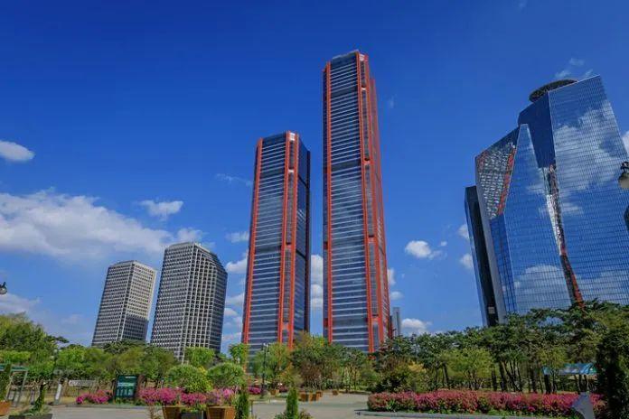 2020全球竣工的高层建筑,中国5座进前十!_36