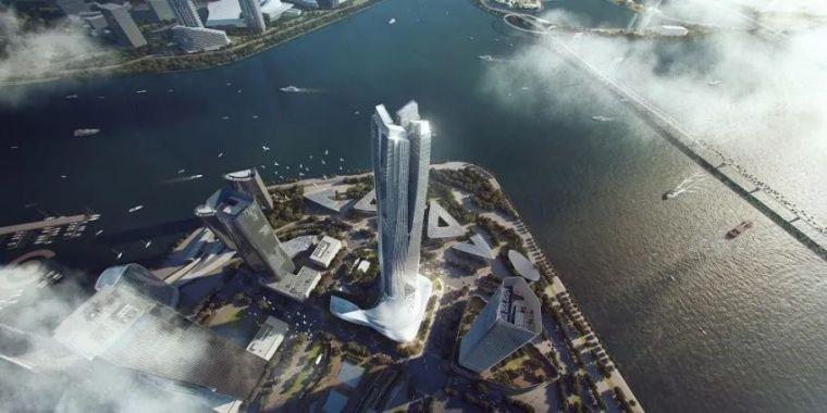 2020全球竣工的高层建筑,中国5座进前十!_39