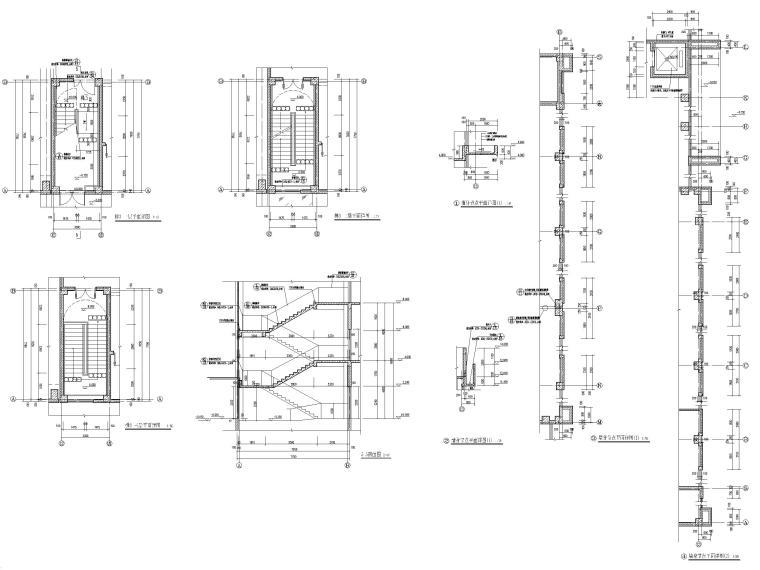 产业创新研究院新建厂房建筑施工图2017_8