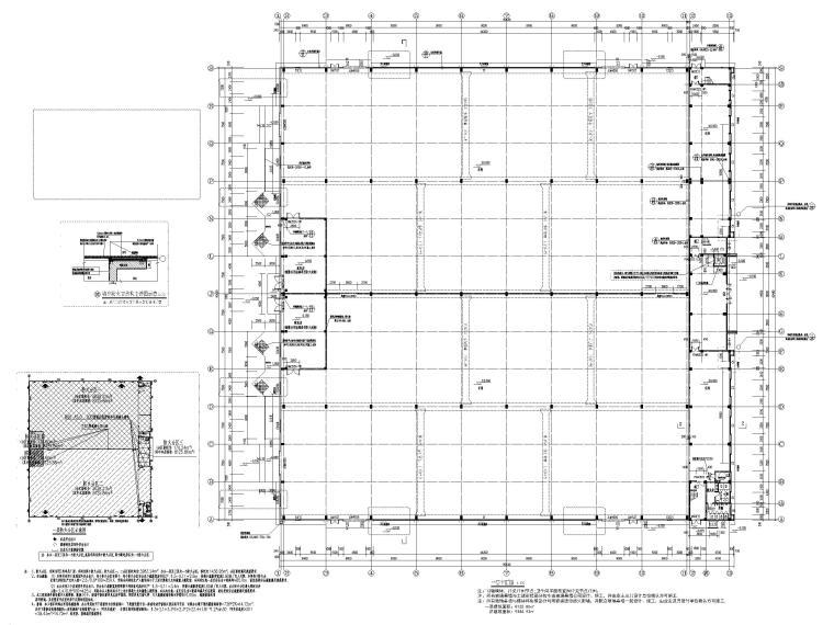 产业创新研究院新建厂房建筑施工图2017_5