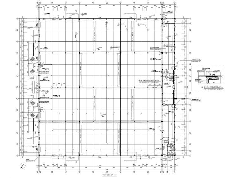 产业创新研究院新建厂房建筑施工图2017_4