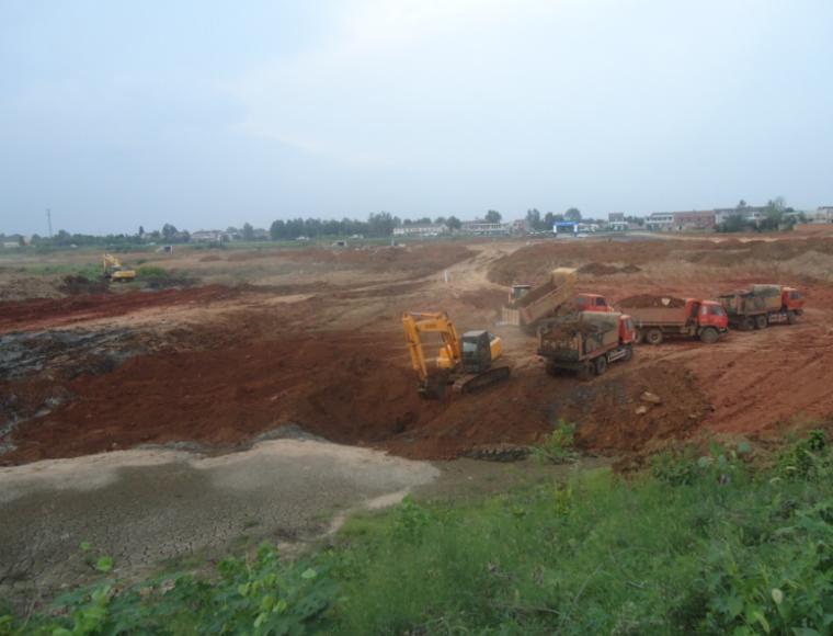 土方工程施工项目快速发展PPT(31页)_1