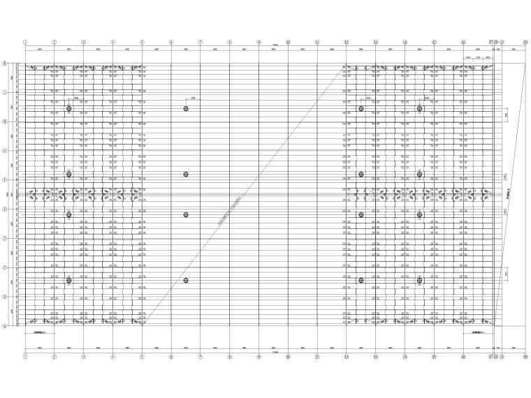 [湖北]混合层次齿轮制造厂房结构施工图2017_1