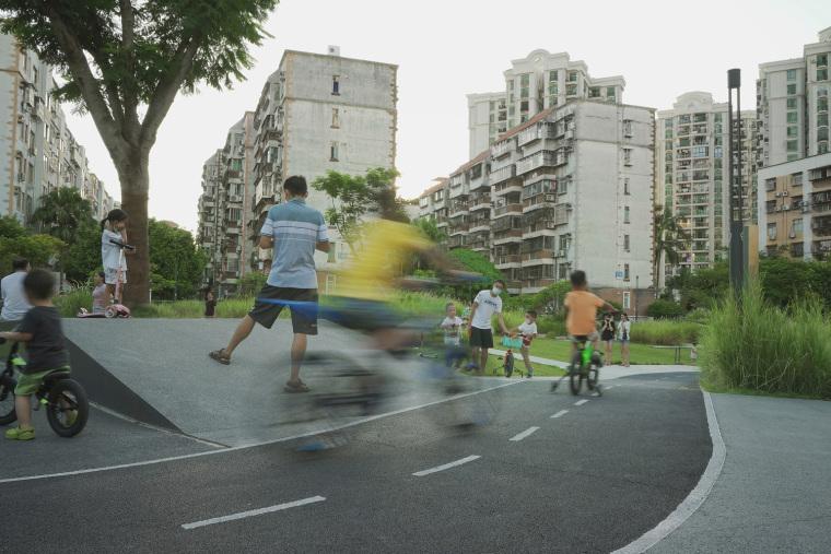 深圳梅丰社区公园_3