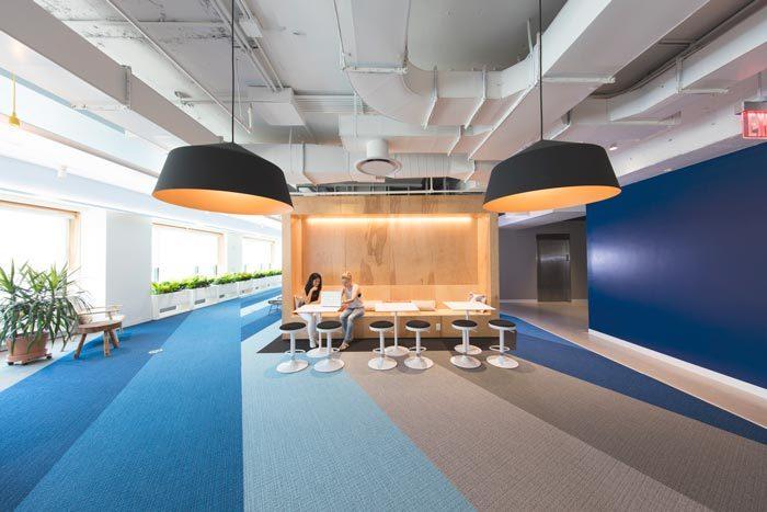 长沙办公室装潢铺地毯有什么好处