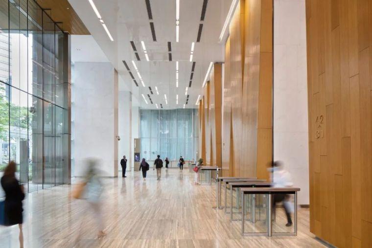 KPF新作品,独特的办公大厦类型!_17