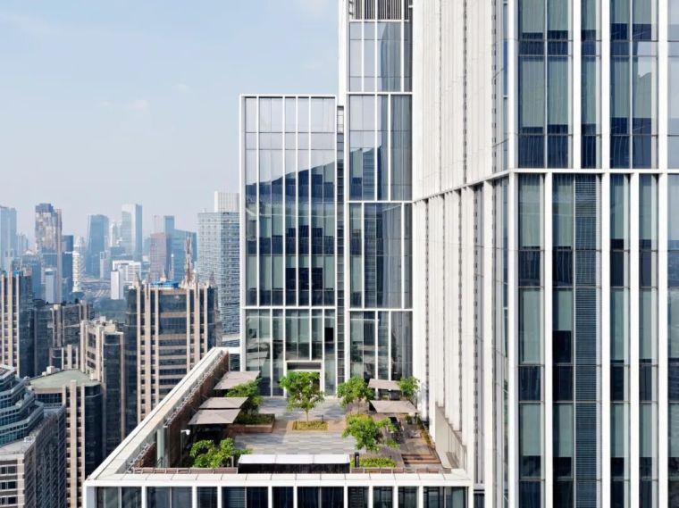 KPF新作品,独特的办公大厦类型!_19