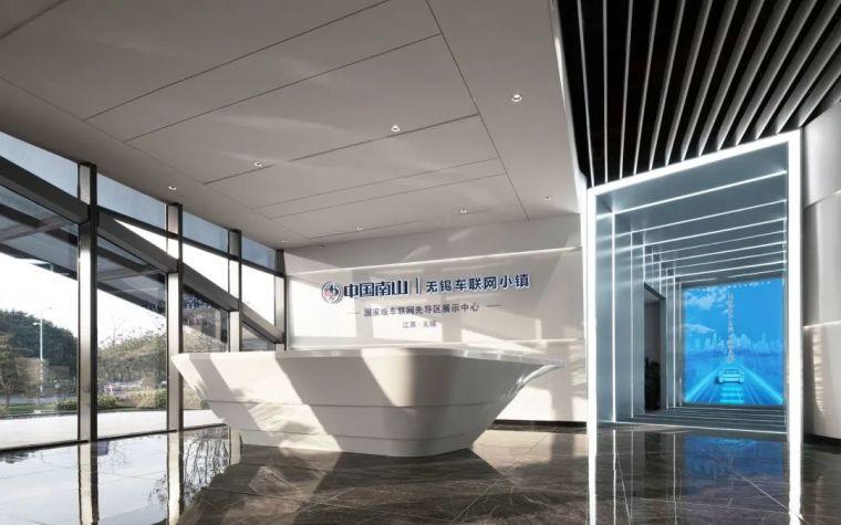 """""""漂浮""""在空中,一座充满未来科技感的建筑_12"""