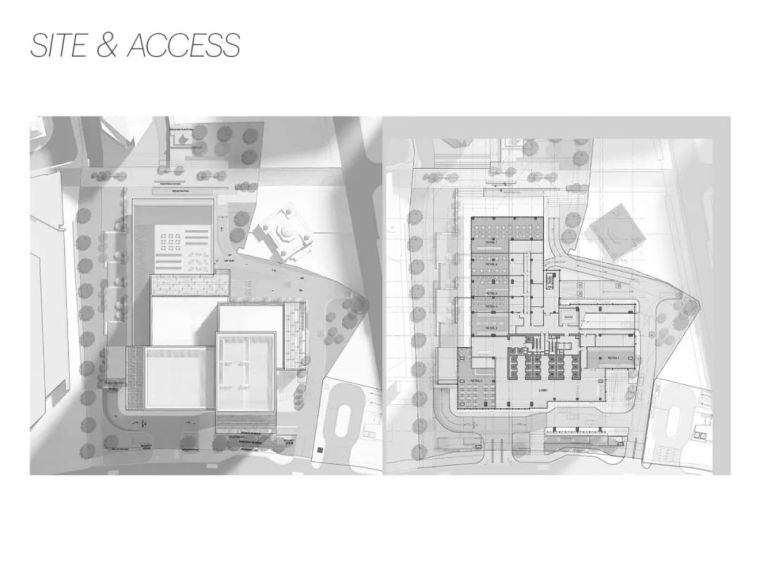 KPF新作品,独特的办公大厦类型!_27