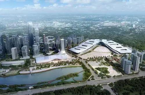 防水材料技术巡展之中国西部国际博览城一期_1