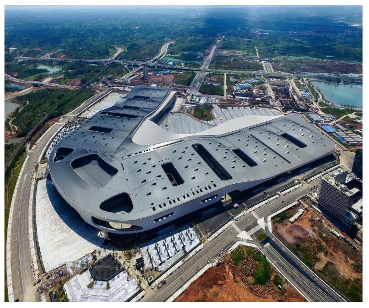 防水材料技术巡展之中国西部国际博览城一期_7